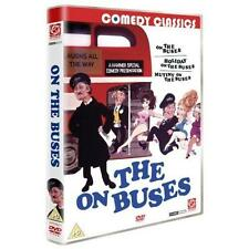 ON THE BUSES/ MUTINY ON THE BUSES/ HOLIDAY ON THE BUSES - NEW DVD