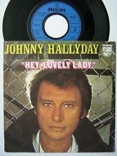 JOHNNY HALLYDAY 45 TOURS GERMANY HEY LOVELY LADY