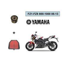 Pack Filtre à Air / Filtre à Huile Adaptable  YAMAHA FZ FZ8 800 1000 2006-2013