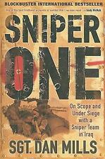 Sniper One-On Scope and under Siege with a Sniper Team in Iraq-Dan Mills-TSP