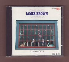 (CD) JAMES BROWN - Greatest Hits / Japan Import / LC-29
