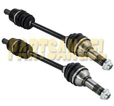 Complete Rear Left & Right CV Joint Axles Set for Yamaha Grizzly 550 700 4x4