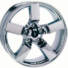 """Four 20"""" Chrome Ford F150 Lightning Expedition Wheels Rims 1997-2004 Alloy New"""