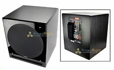 "New 15"" Powered Home Theater Audio Subwoofer Sub Surround Sound Cadence CSX-15"