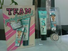Benefit TEAM porefessional 3pc kit Pro Balm Matte Rescue & It's Potent W/receipt