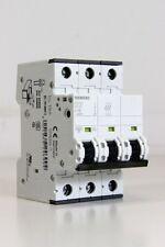 SIEMENS - Leitungsschutzschalter LSS Sicherungsautomat - 5SY6306-6 - B6 3polig