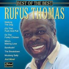 Best of the Best by Rufus Thomas (Cassette) NEW Sealed