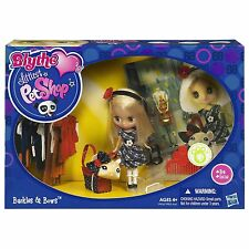 Littlest Pet Shop Blythe and Pet - Buckles & Bows NEW IN BOX