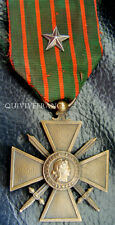 DEC3043 - CROIX DE GUERRE 1914-1916 - FRENCH MEDAL