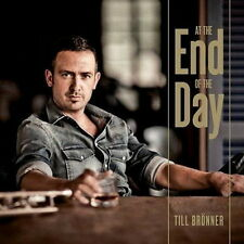 CD Album Till Brönner At The End Of The Day 2008 Universal Island