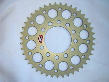 Kawasaki ZX-6R 1998-2016 Renthal Ultralight Rear Race Sprocket 44T 520 Alloy
