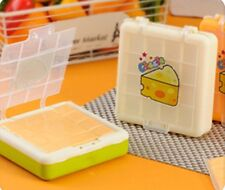 New Safe Cheese Cutting Case for baby and child/picnic/Snack/Excellent!