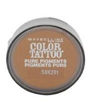MAYBELLINE COLOR TATTOO PURE PIGMENTS EYE SHADOW #60 BUFF & TUFF FULL SIZE