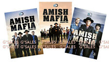 Amish Mafia TV Series Complete Seasons 1-3 (1 2 3) BRAND NEW DVD SET