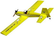 Giant 4-Star 120 Aerobatic Sport Plane Plans,Templates, Instructions