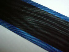 MEDAL RIBBON-GOOD QUALITY GREECE/GREEK MILITARY CROSS RIBBON
