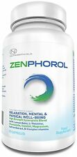 #1 FORMULA Zenphorol Stress and Anxiety Relief - Boost Mood, Aid Restful Sleep