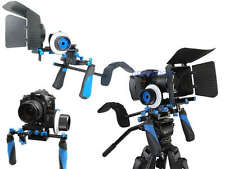 DSLR Rig Movie Kit / Follow Focus / Matte Box 5D Mark2 II 60D 600D D7000 D5100