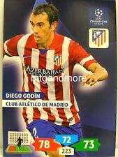 Adrenalyn XL Champions League 13/14 - diego Godin-Club Atletico de Madrid