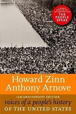 Voices of a People's History of the United States by Howard Zinn 10th edition