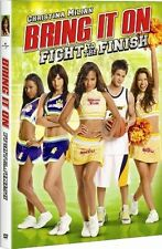 Bring It On Fight To The Finish DVD New and Sealed Original UK Release Region 2