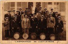 """CPA  """"L'Espérance """" de Lucy-le-Bois    (357745)"""