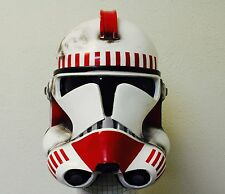 Star Wars Prop Shock Trooper Wearable costume adult EP3 clone helmet costume