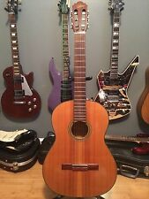 Vintage Aria A551 Classical Guitar, Made in Japan.  Amazing player and rare!!!