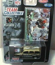 NFL New Orleans Saints GMC Yukon with Ricky Williams 1:64 Scale - New in Package