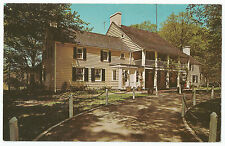 Garrison NY Bird & Bottle Inn Rte 9 Vintage Summer Postcard