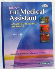 The Medical Assistant Applied Learning Approach Young Kennedy w/ CD 9th Edition