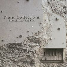 Final Fantasy X Piano Collections Japan Arranged Game Soundtracks MUSIC CD Japan