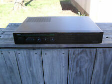ORIGINAL YAMAHA DIGITAL SOUND FIELD PROCESSOR MODEL DSP-1 with MANUAL