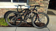 2013 SPECIALIZED SWORKS EPIC CARBON 29 SRAM CARBON ENVE WHEELS XTR 29ER MEDIUM