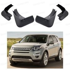 4x Mud Flaps Splash Guard Fender Mudguard for Land Rover Discovery Sport 2015 16