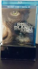 Rise of the Planet of the Apes [Blu-ray+DVD+Digital copy] - Brand New - Free S&H