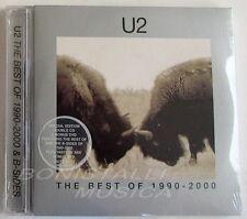 U2 - THE BEST OF 1990-2000 + B Sides - 2 CD + DVD Sigillato