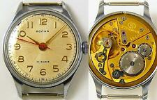Vintage watch Volna precision cal.2809 (analog ZENIT cal.135) made in USSR