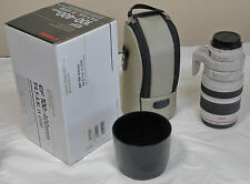 USA Canon EF 100-400mm f/4.5-5.6 IS L USM Lens Canon factory certified 3/2017
