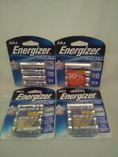 16x ENERGIZER ® ULTIMATE LITHIUM AA Battery   16 BATTERIES  NEW! Exp 2031+
