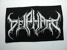 DEIPHAGO LOGO EMBROIDERED PATCH