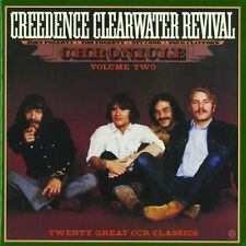Creedence Clearwater Revival Chronicle 2 (20 great CCR classics) [CD]