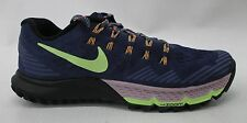 Nike Womens Zoom Terra Kiger 3 Shoes 749335 503 Dark Purple Dust/Ghost Green 7