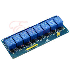 8 Channel 5V Relay Module Board for Arduino PIC AVR MCU DSP ARM New