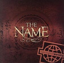 The Name Various Artists CD 2006 Spring Hill Worship NEW Carl Cartee Kate Minor