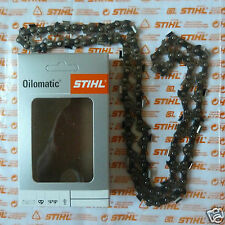 "15"" 37cm Genuine Stihl RS3 Chainsaw Chain MS290 MS390 3/8"" 56 DL Tracked Post"