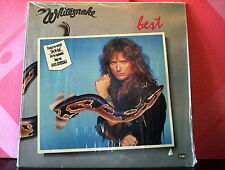 WHITESNAKE LP best - GREECE - RARE GREECE M/M (VINYL)