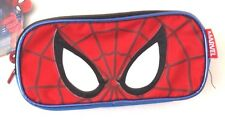 Marvel Ultimate Spider-Man Exclusive 2 Compartment Pencil Case NWT