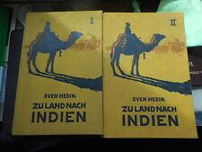 Sven Hedin: a país a la india a través de Persia, Seistan, Sistán 1910 OLN.