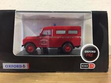 MINIATURE Dublin Irish Fire Brigade Engine Die Cast Model Scale: 1:76